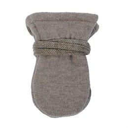 Bio Schurwolle Baby Handschuhe ohne Daumen