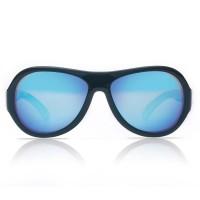 Vorschau: Kinder Sonnenbrille 3-7 schadstofffrei Print blau