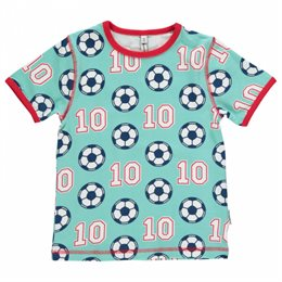 Fußball Bio T-Shirt Kinder