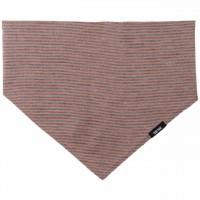 Wolle Seide elastisches weiches Halstuch rosa