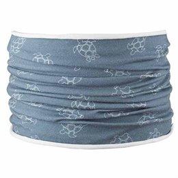 Schlauchschal soft elastisch 30x25 cm Schildkröte grau