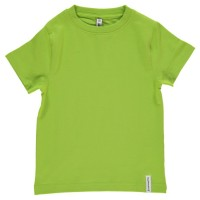 maxomorra hellgrünes T-Shirt Basic