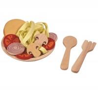 Spiellebensmittel Spaghetti