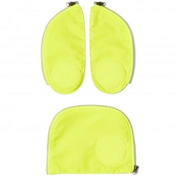 Sicherheitsset ohne Taschen (gelb)