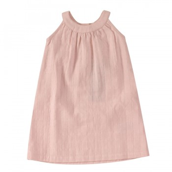 Sommerkleid Musselin rosa