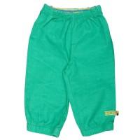 Hose mit Abperleffekt für Sommer & Übergangszeit grün