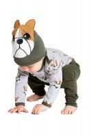 Hunde Beanie leicht - Übergangszeit