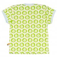 Vorschau: Loud and Proud Bio Shirt mit Löwen grün
