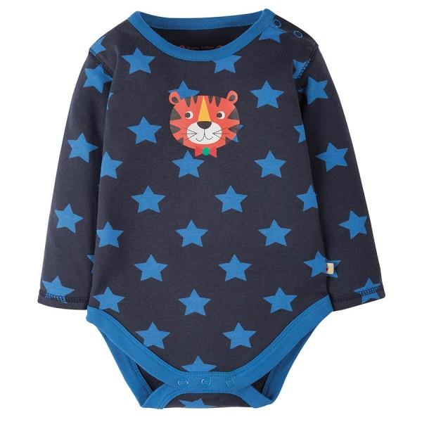 Bio Baby Body Stoffwindeln Sterne Tiger