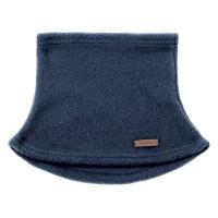 Schlauchschal aus Schurwolle - jeans grau