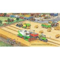 Vorschau: Bagger, Traktor, Müllabfuhr - Fahrzeug Bilderbuch