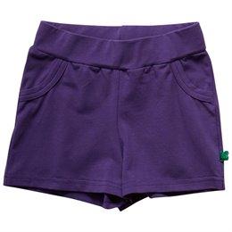 Leichte lila Mädchen Shorts