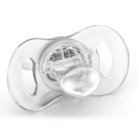 Vorschau: Mini Neugeboren Beruhigungssauger 2 Stück 0-2 Monate