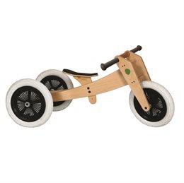 """Laufrad Dreirad Holz """"3in1"""" mitwachsend ab 12 Monaten"""