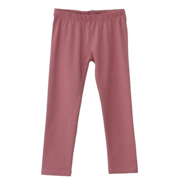 Edle Mädchenleggings enfant terrible altrosa