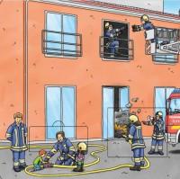 Vorschau: Wir gehen zur Feuerwehr ab 2 Jahre
