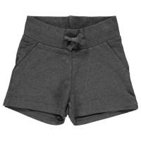 Sweat Shorts Mädchen - cool, robust dunkelgrau
