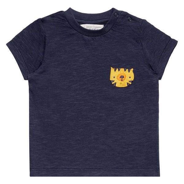 Jungen T-Shirt - marine