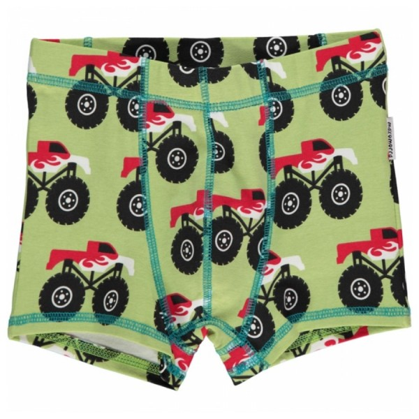 Jungen Boxer Slip Bio Monster Truck | greenstories