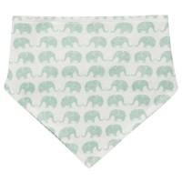 Bio Wendedreiecktuch mit süssen Elefanten