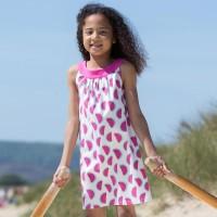 Sommerkleid Wassermelonen pink
