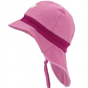 Feuerwehr Strickbund UV-40 mit Band altrosa pink