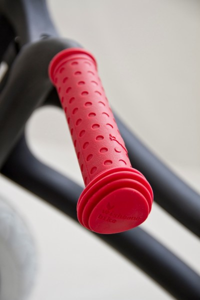 Silikongriffe für alle Wishbone Bikes - rot