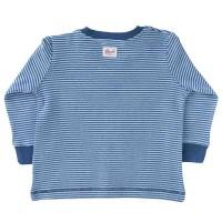 Vorschau: T-Shirt Ringel blau Patches