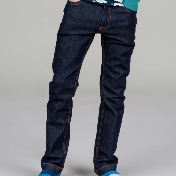 Kinder Jeans slim fit unisex denim