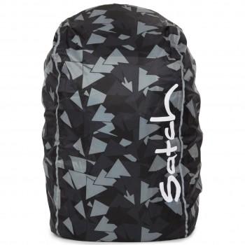 Regencape für satch Schulrucksack schwarz