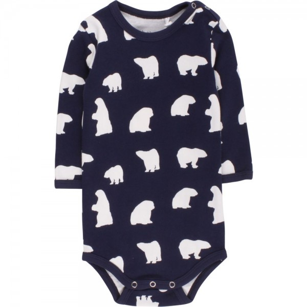 Eisbär Body unisex navy