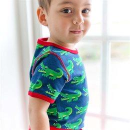 Bio T-Shirt Krokodil
