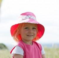Vorschau: Kleiner Sommerhut für Mädchen - hübsch & nostalgisch