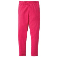 Super glatte Leggings - knall pink