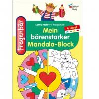 Malbuch Mandala ab 3 Jahre