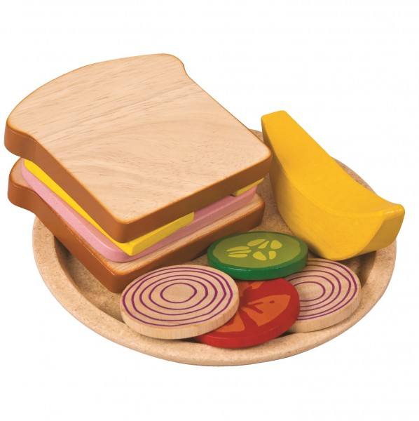 Sandwich - Mahlzeit