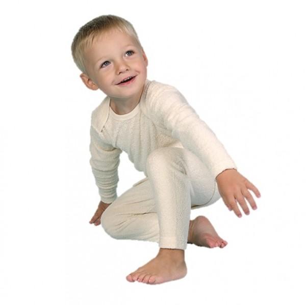 Frotteeschlafanzug für die kühlere Jahreszeit