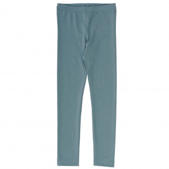 Basic Leggings in rauchblau
