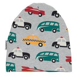 Leichte Jungen Auto Beanie Traffic