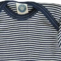 Vorschau: Wolle Seide atmungsaktives Langarmshirt für alle Fälle