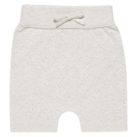 Elastische Strick Shorts