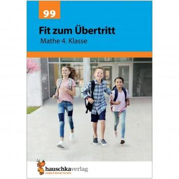"Mathe Kontrollübungen Ende Klasse 4 ""Fit zum Übertritt"""