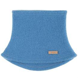 Schlauchschal atmungsaktiv aus Schurwolle - royalblau