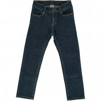 Robuste Jeans dunkle Waschung