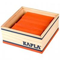 Steine 40er Quadrat (orange)