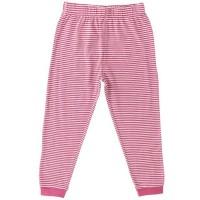 Vorschau: Schlafanzug leicht in langarm rosa Hühner