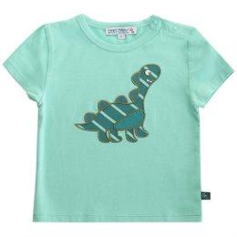 Dino Bio Baby T-Shirt mint