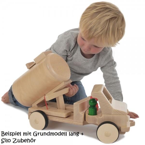 "Nic Grundmodell ""creamobil"" - lang"