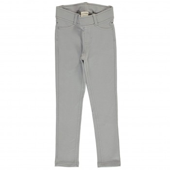 Sweat Treggings bequem in dusty grey