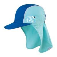 Vorschau: Capi - Schirmmütze mit Nackenschutz für heiße Tage